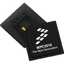 MPC5510 Chip