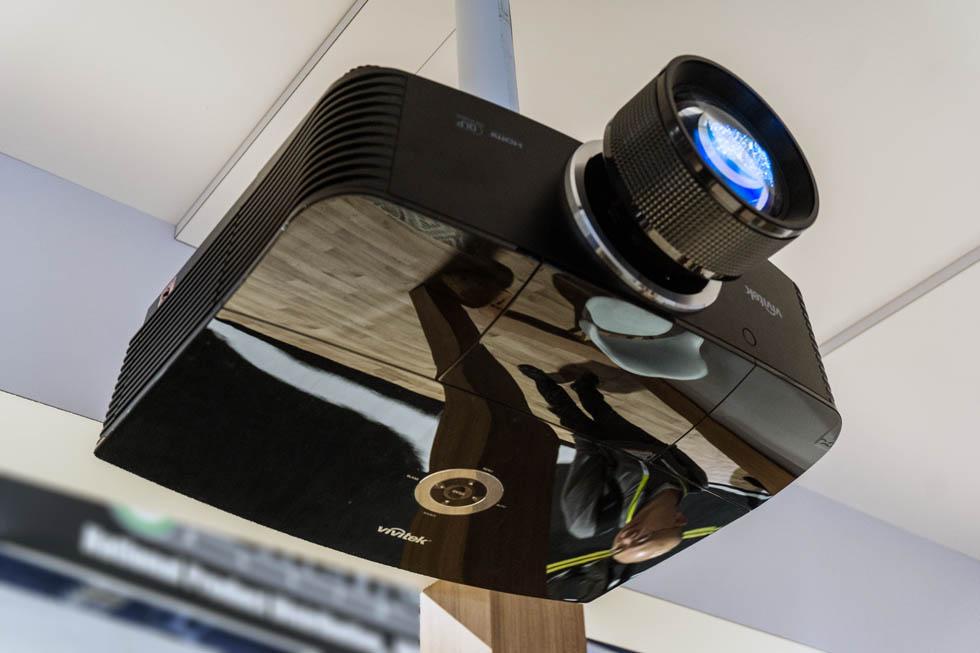 Vivitek-H5098-DLP-Projector-CES-2016